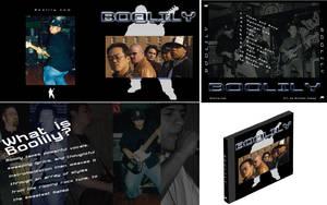 Boolily Band CD Box by Mmrkhaz