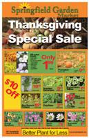 Thanksgiving Sale by Mmrkhaz