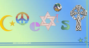 Religions Coexist by smexi-chika