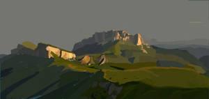 Landscape 1 by DoodleBuggy