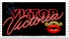 Victor Victoria Stamp by Avi-the-Avenger
