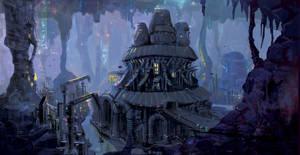 Underground City by tonymtc