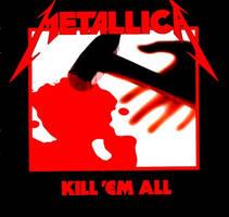 Metallica - Kill Them All by CUBASMETAL