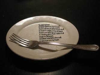 Sustenance by johnhmaloney