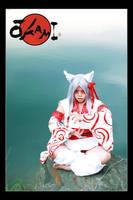 Okami: Amaterasu by Lishrayder