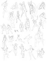 SenshiStock Gestures 03 by slyshand