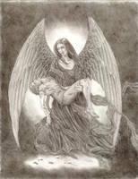 Death Angel by artaddict