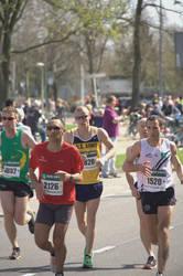 Marathon day by Thewinator