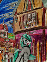 MLP: Excited wondering by Paladin360
