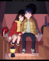 Boku Dake ga Inai Machi by AJM-FairyTail