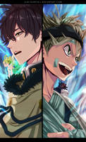 Black Clover | The Promise!! by AJM-FairyTail