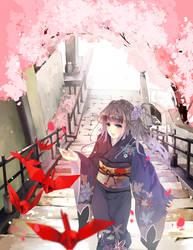 Sakura by aiki-ame