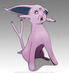 Espeon Used MIND CLEANSE by NuclearCookout