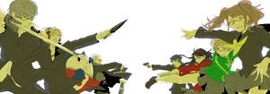 persona 4 by nutmeger