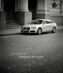 Audi A4 2008 by adisson-photography