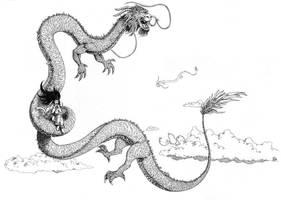 Dragondance by ferryman