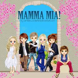 Mamma Mia by camilainwonderland