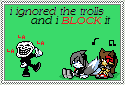 I ignored the troll by the-art-is-explosion