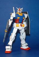 HGUC RX-78-2 Gundam by Neolordmaxwell
