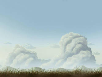 Clouds by Caleb5Wolf