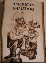American Gamedog 2 by TheTurnerPack
