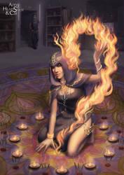 Shadowrun - Ritual by Seattle2064