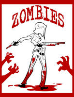 Zombies by BoonDoggler