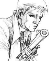 Malcolm Reynolds from Firefly by semie