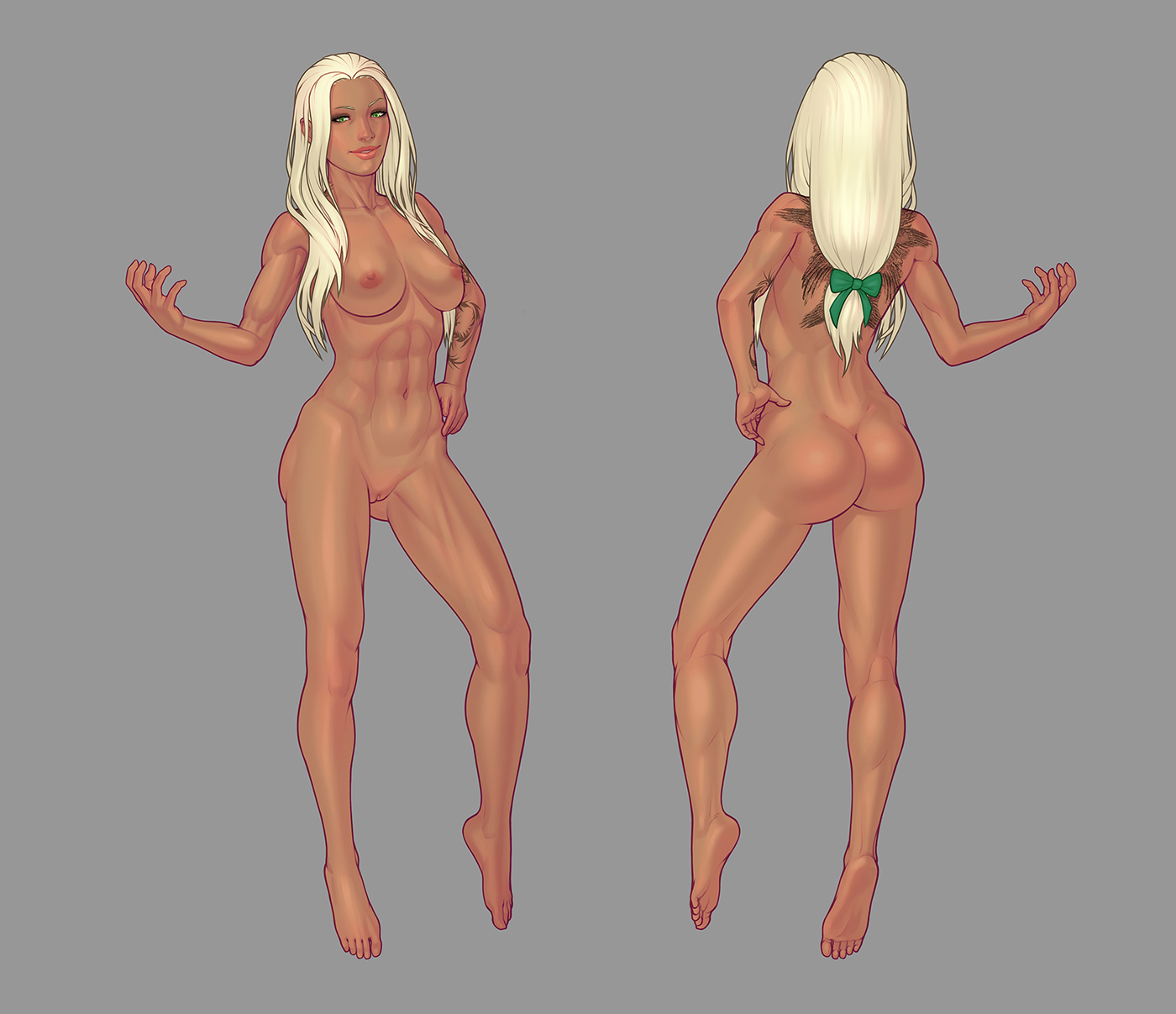 Characters nude, naked girls intercourse