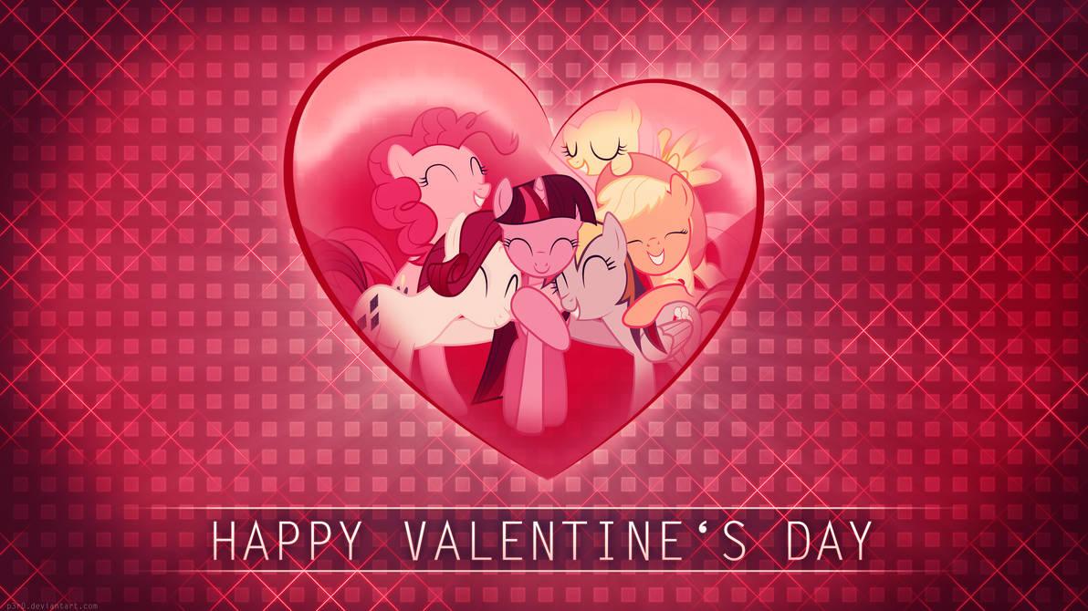 Happy Valentines Day 4k Wallpaper By P3r0 On Deviantart