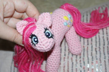 MY LITTLE PONY Pinkie pie by Marsulu