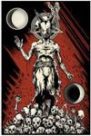 portada eterno retorno mortis by Atanasio