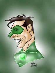 Tom Cruise Green Lantern by Kryptoniano