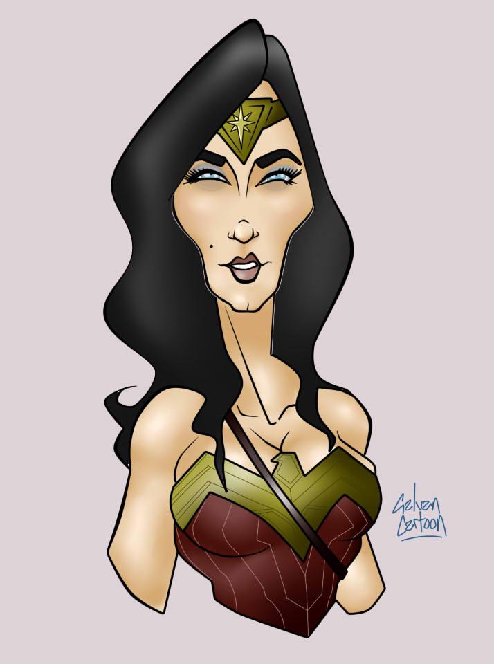 Laura Sandoval by Kryptoniano
