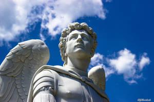 Heavenly Guardian by robmurdock