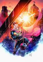 Superman by Fico-Ossio