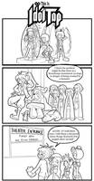 Idolmaster + Spinal Tap by Blitzkrieg1701