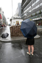 checkpoint charlie by l-rs