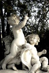Sweet angels by gruntygrunty