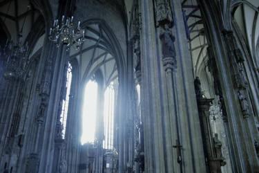 In the House of God II by gruntygrunty