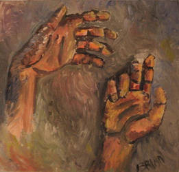 'Hands' by remodernists