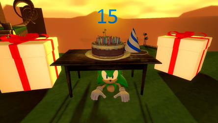 Lazy Ass 15th Birthday Poster by TheJacobSurgenor