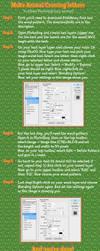 Animal Crossing font tutorial by mylifeasstan