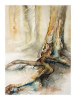 drzewo 9 by modliszqa