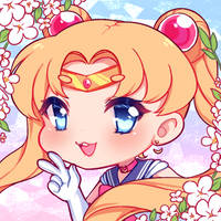 Sailor Moon - Usagi by MurMoruno