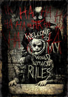 Welcome to MY world of rules by elcrazy
