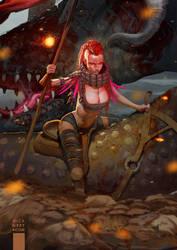 Dragon Rider by Du1l