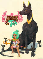 Anubis and Toh by Du1l