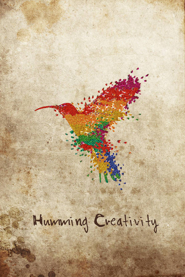 Humming Creativity by UJz