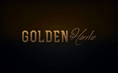 Golden Harlo by UJz